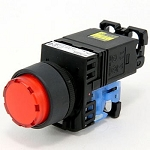 AR22E0L0184R | Fuji Electric | Illuminated Pushbutton switches Extended round head *Ready Stock - 1 UNIT ONLY*