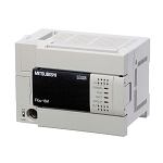 FX3U-16MR/ES | Mitsubishi Electric | FX3U Main Units with 16 I/O