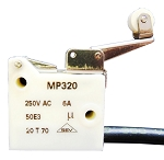 MP320-5MAL/375/200 | Microprecision Electronics SA | SEALED MINIATURE MICROSWITCH IP67