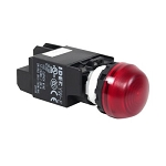 YW1P-2EM42R | IDEC | 22MM YW Series Pilot Lights (with Removable Contact Block) Transformer Dome LED