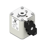 170M5398 |Cooper Bussmann | Square Body – Flush End Contact 1250V/1300V (IEC/U.L.) 50-1400A - BKN/75 Type K Indicator for Micro