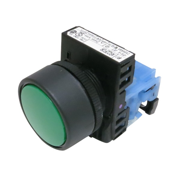 AR22F0R-10G | Fuji Electric | Pushbutton switches Flush round head *Ready Stock - 1 UNIT ONLY*