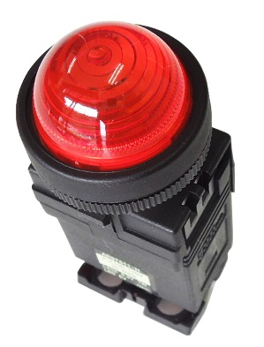 DR22DOL-H4R | Fuji Electric | f22 command switch indicator light DR22 type *Ready Stock - 5 UNIT ONLY*