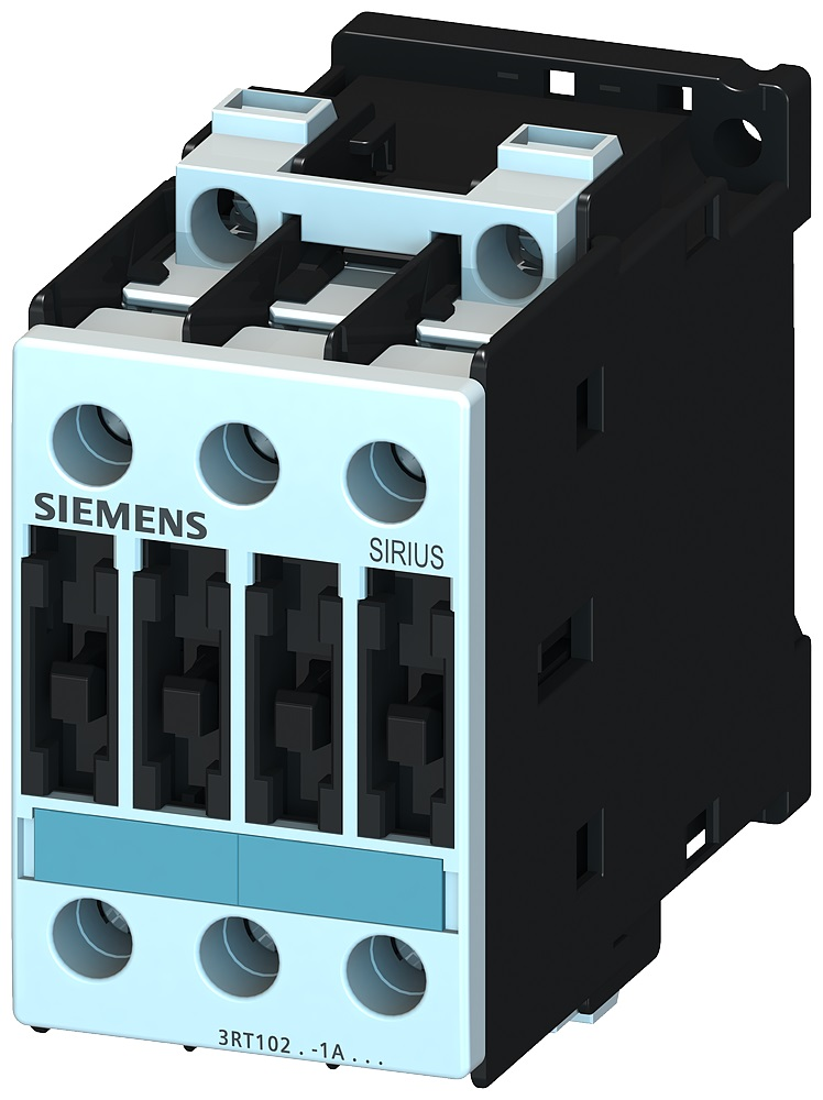 3RT1026-1AH20 | Siemens | Power contactor, AC-3 25 A, 11 kW / 400 V 48 V AC, 50/60 Hz 3-pole, Size S0 Screw terminal !!! Phased-out product !!! Successor is SIRIUS 3RT2 *Ready Stock - 1 UNIT ONLY*