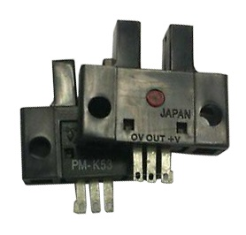 PM-K53B | Panasonic SUNX | U-shaped Micro Photoelectric Sensor PM-53*Ready Stock - 4 UNIT ONLY*