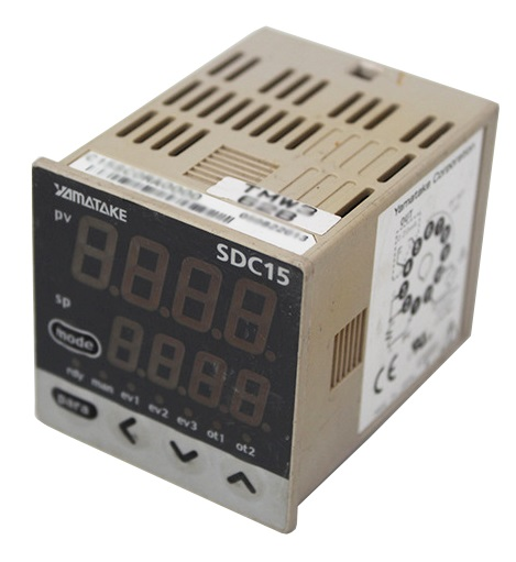C15TC0LA0300 | Yamatake | Temperature Controller *Ready Stock - 1 UNIT ONLY*