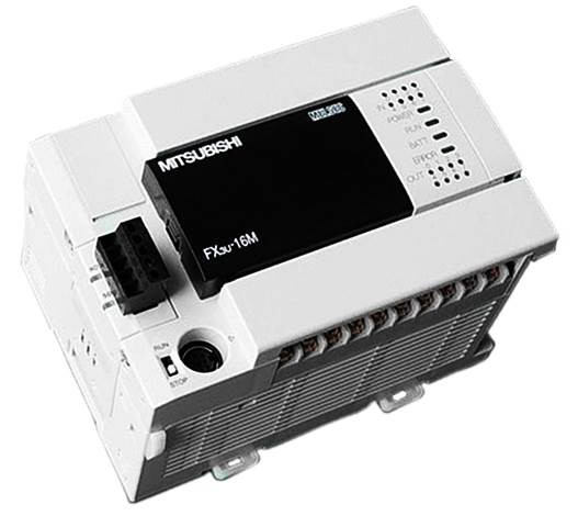 FX3U-16MR/ES-A|Mitsubishi Electric | Main Units with 16 I/O