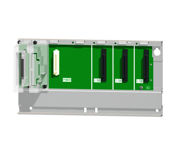 Q63B | Mitsubishi Electric | Expansion base unit (power supply unit mounting type)