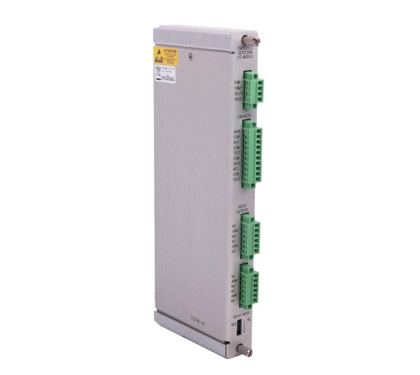 133396-01 | Bently Nevada | Overspeed Detection I/O Module
