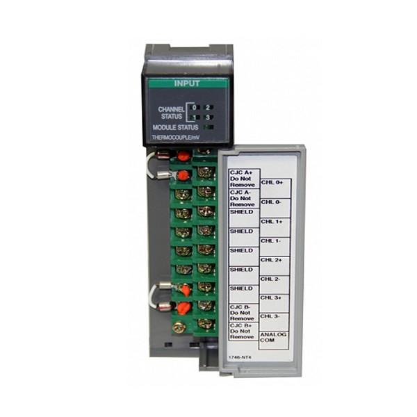 1746-NT4 | Allen-Bradley | Thermocouple Input Module