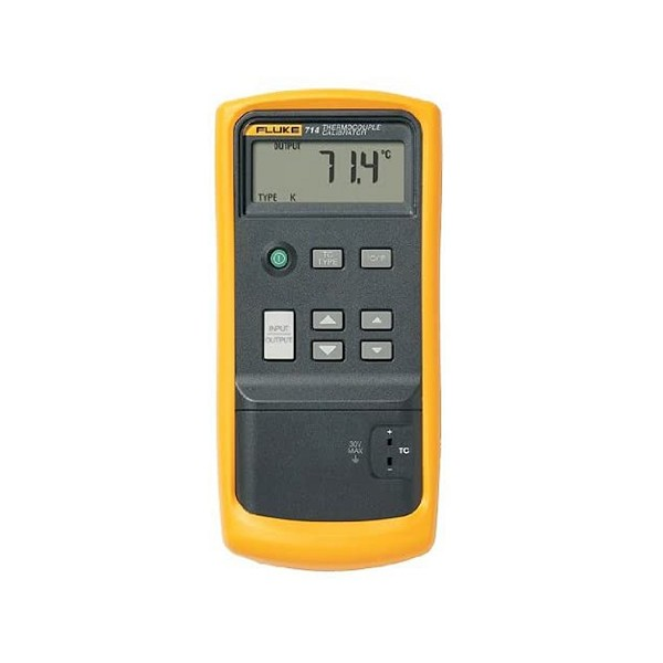 620093| Fluke | Fluke 714 Temperature Calibrator
