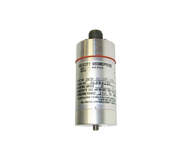 74712-06-05-04-01 | Bently Nevada | High-temperature Two-wire Transducer