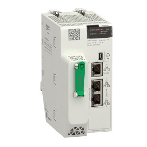 Modicon M580 - ePac Controller - Ethernet Programmable Automation  controller & Safety PLC - BMEP582040