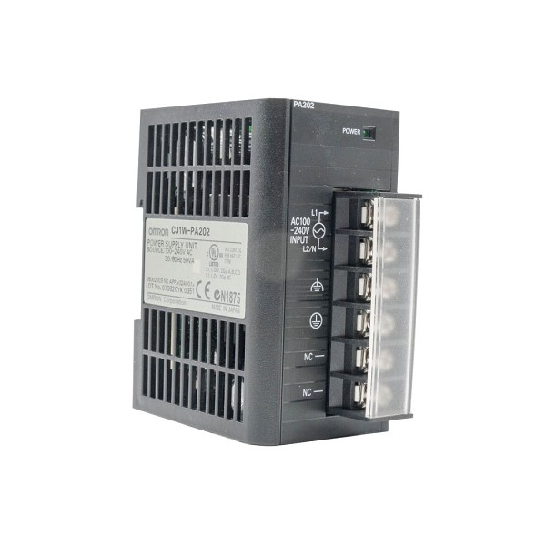 CJ1W-PA202 | Omron |Power Supply Unit