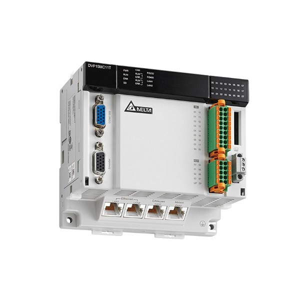 DVP15MC11T | DELTA | Multi-axis Motion Controller