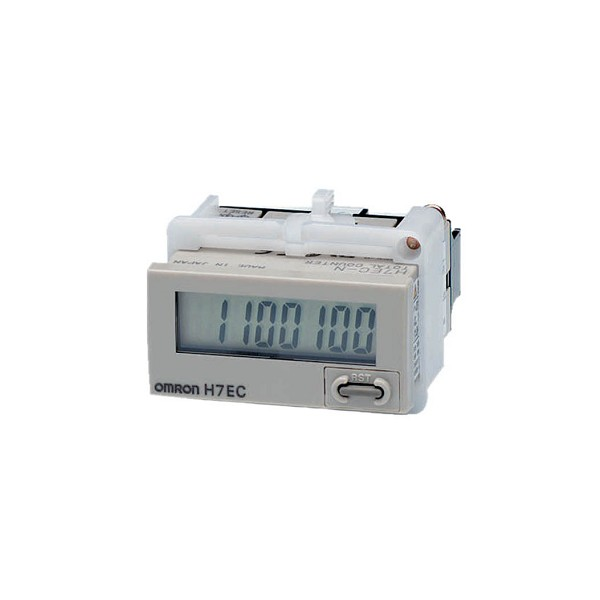 H7EC-N | Omron | Total Counter *Ready Stock - 1 UNIT ONLY*