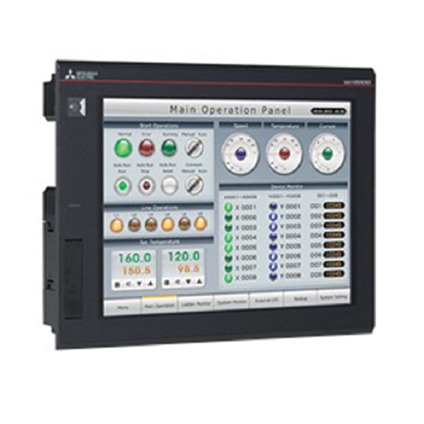 GT2708-STBA | Mitsubishi Electric | Advanced Model with Multi-Touch Gesture Functions
