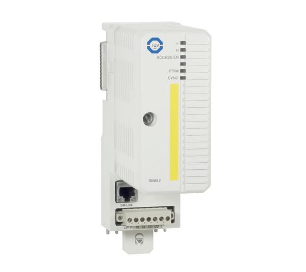 3BSE072270R1 | ABB | SM812K01 Safety CPU module