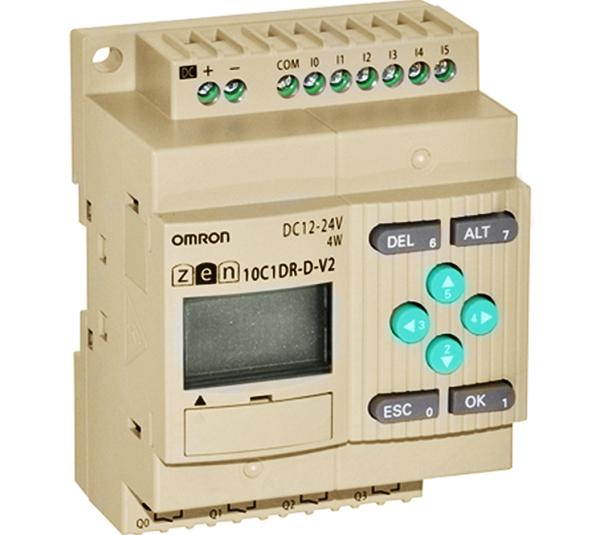 OMRON PLC ZEN-10C1DR-D-V2