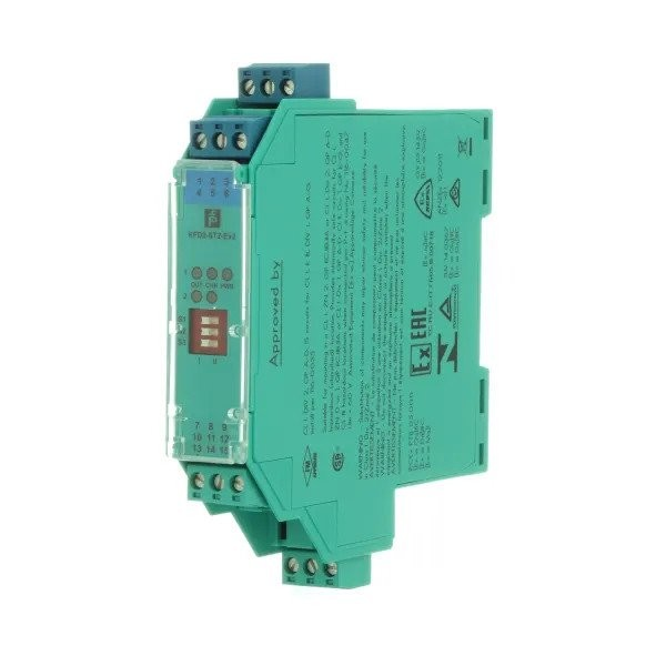 KFD2-ST2-Ex2 | Pepperl+Fuchs | Switch Amplifier (Stop Production. New Replacement : KFD2-ST3-Ex2 Switch Amplifier)