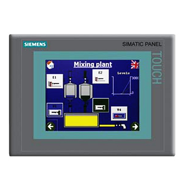 "6AV6643-0CD01-1AX1 | Siemens | SIMATIC MP277 10"" Touch Multi Panel"