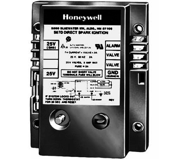 Honeywell S87B1016/B | LOCK OUT TIME 11 SECONDS BULK PACK.