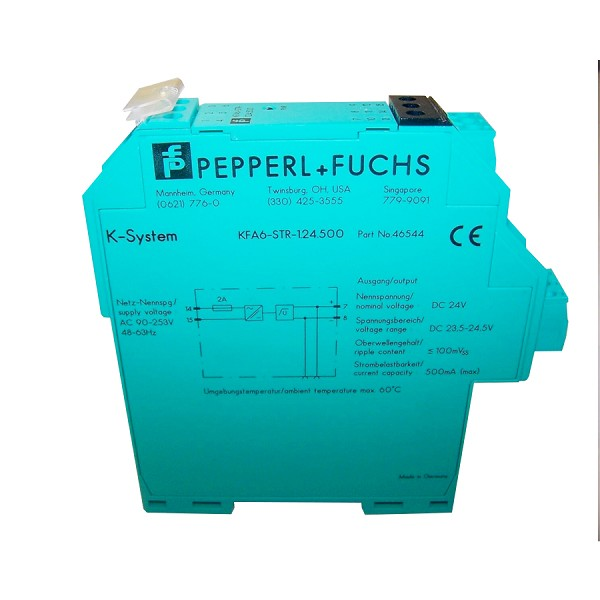 KFA6-STR-1.24.500 | Pepperl+Fuchs | Power Supply