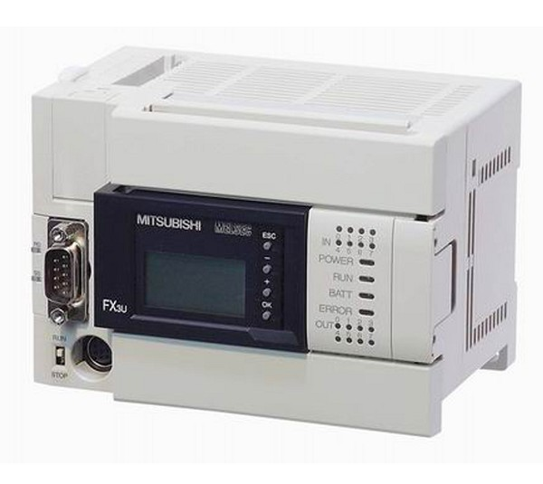 FX3U-32MT/ES-A|Mitsubishi Electric | Main Units with 32 I/O