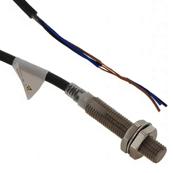 E2E Cylindrical Proximity Sensor: E2E-X1R5E1 2M *Ready Stock - 2 UNIT ONLY*