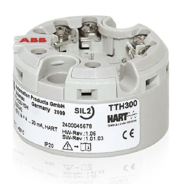 TTH300-Y0-F-BS | ABB | TTH300 Head Mounted Temperature Transmitter