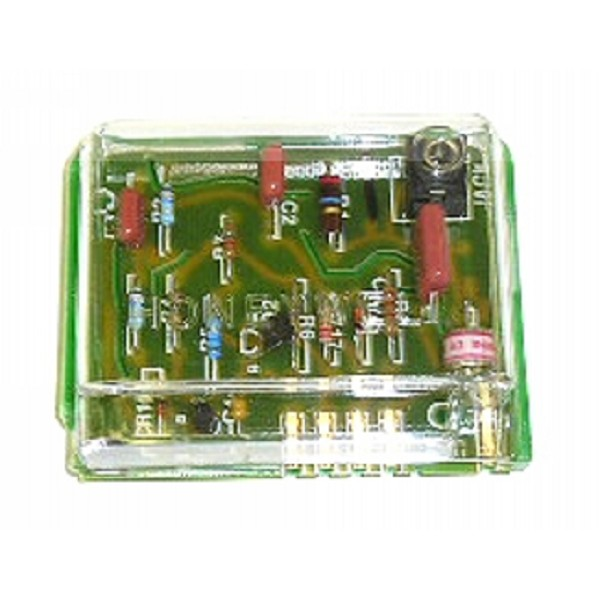 3 Second Flame Amplifier, Rectification: R7289A1004