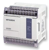 FX1N-24MR-ES/UL| Mitsubishi Electric | Fx1n Series Programmable Controllers