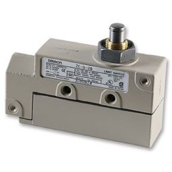 LIMIT SWITCHES, PLUNGER: ZE-Q-2
