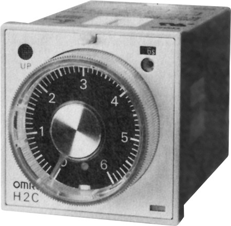 Motor Timer: H2C-8 AC200/220 A