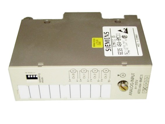 SIMATIC S5 464 ANALOG INPUT MODULE: 6ES5464-8MC11 (REFURBISHED !)