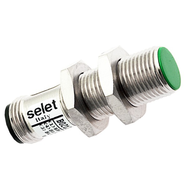 B02E6,52PCC5 | Selet Sensor | shortly Cenelec series, amplified dc type, PNP - NPN