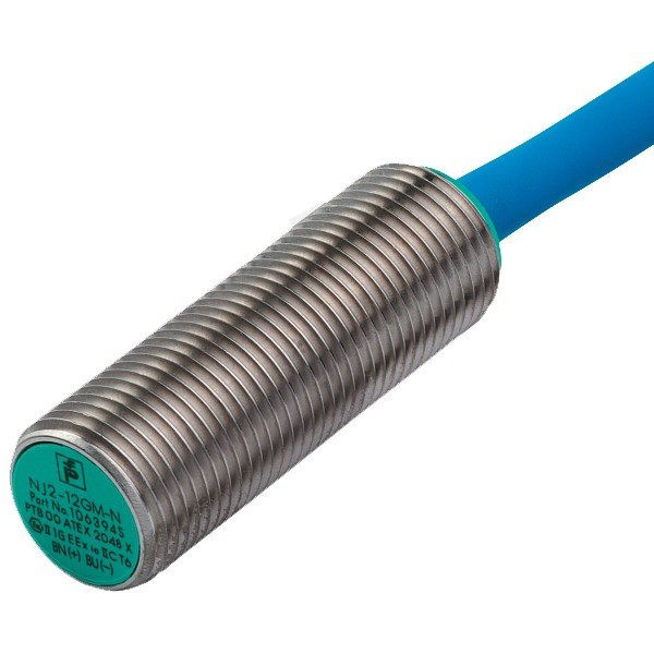NJ2-12GM-N | Pepperl+Fuchs | Inductive Sensor