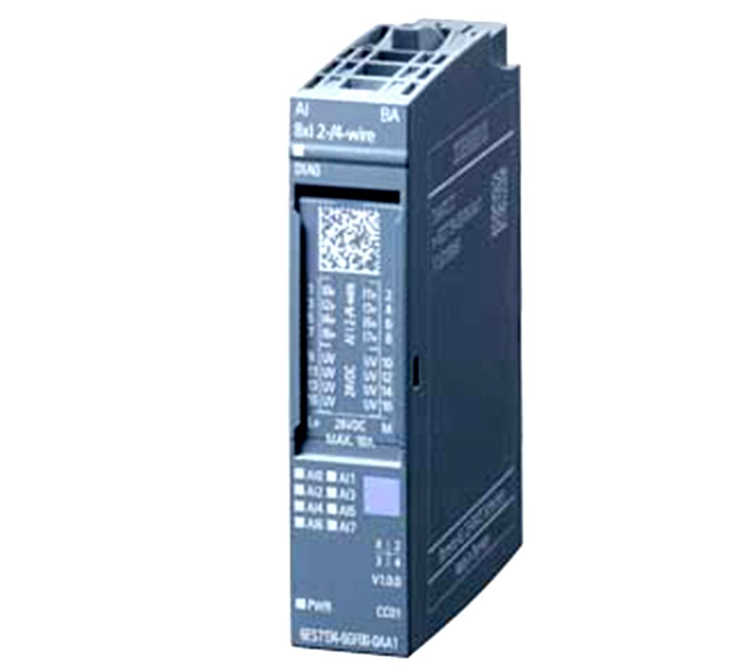6ES71346GF000AA1   Siemens   ET 200SP, AI 8XI 2-/4-WIRE BASIC