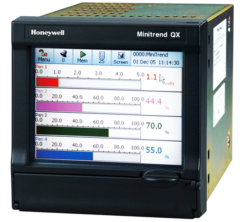 For the best in data acquisition, data security and peace of mind.