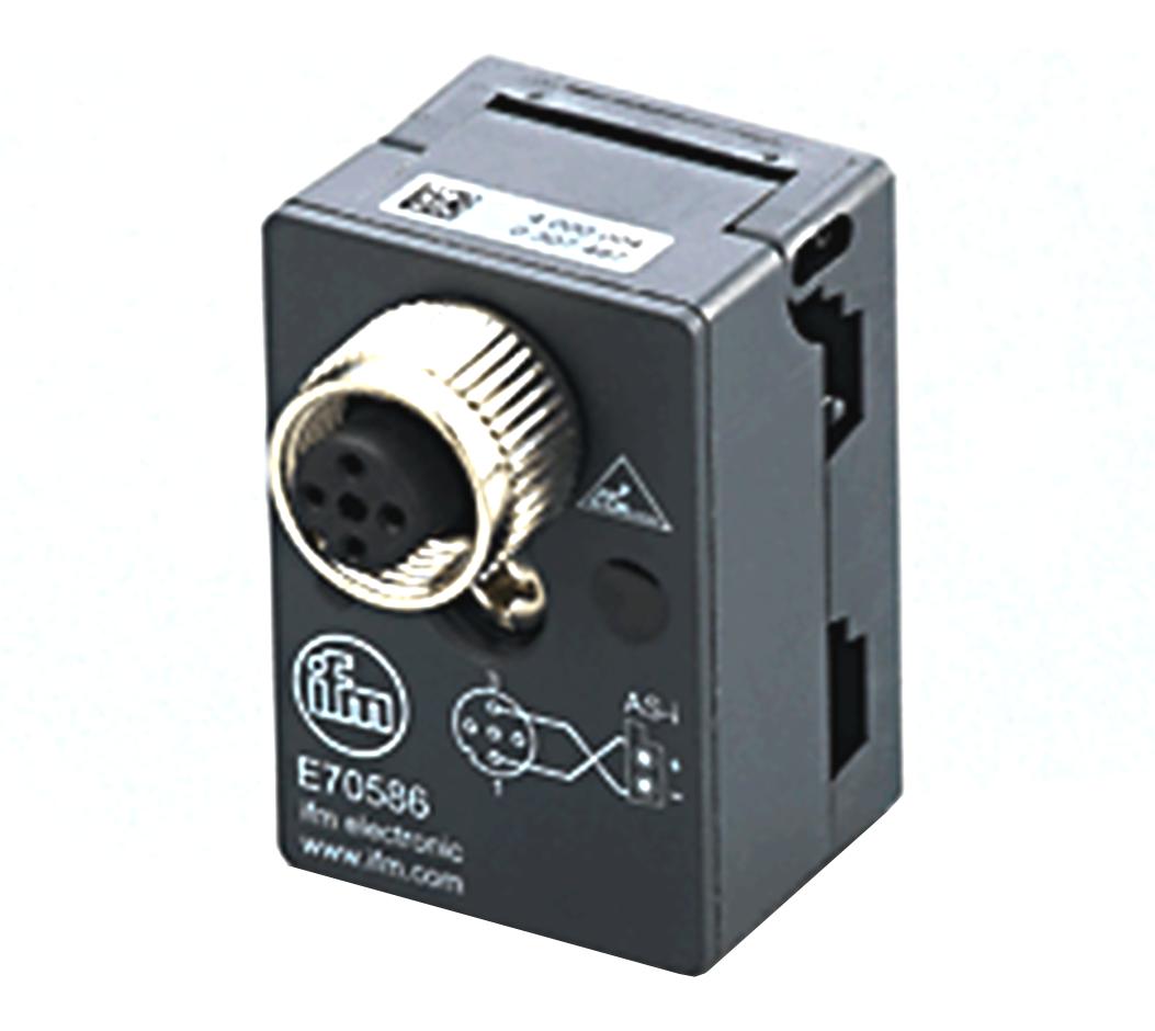 E70586 | IFM Electronic | FC Splitter AS-i M12 FC bottom on