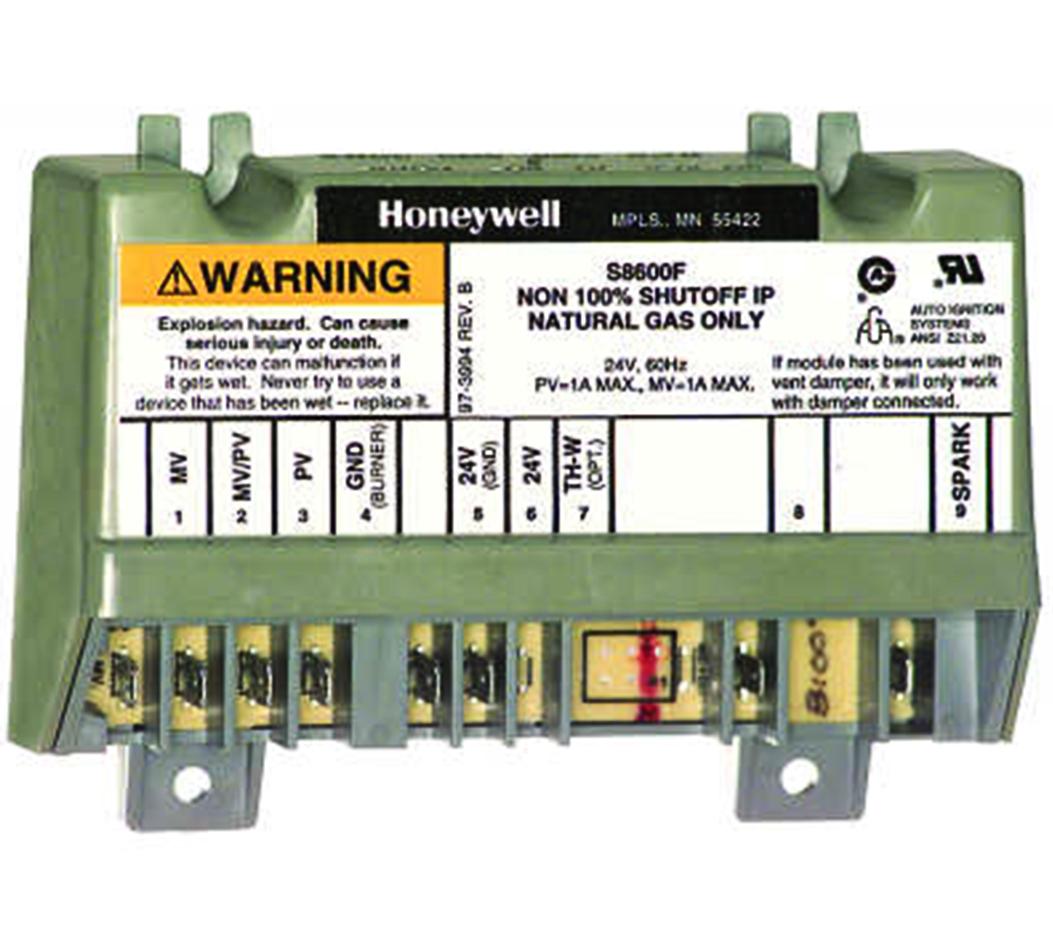 Honeywell S8600M3001/B   Ignition Module