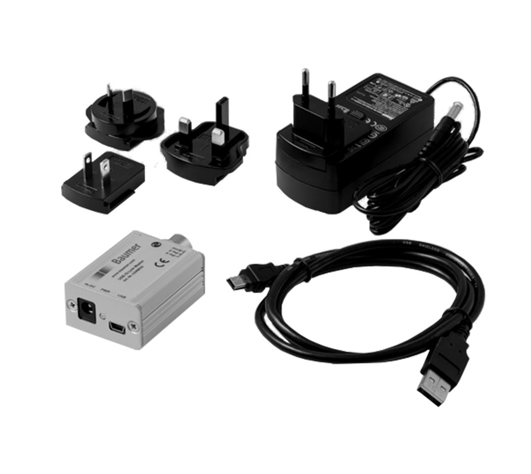 USB IO-Link Master-Integration of IO-Link sensors via USB | Baumer |  Material no : 11048016