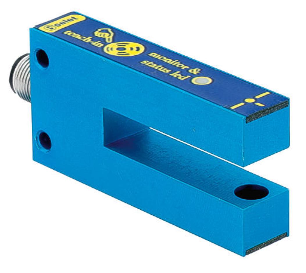 FOV30PNSCC5 | Selet Sensor | Fork type photoelectric sensors